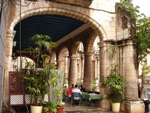 イメージ画像:ハバナ旧市街